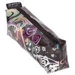 Night Butterflies Block Zip Bag/Pencil Case