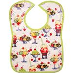 Icecreams Baby Bib