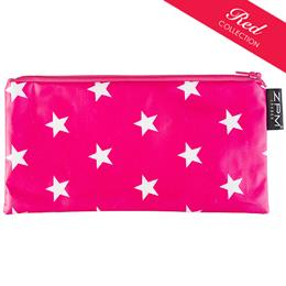 Stars Pink Cosmetics Purse/Pencil Case