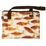Goldfish Clear Swim Bag