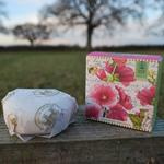 Hollyhock Gift Soap