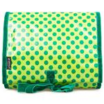 Ta Dot Grass Hanging Washbag/Toiletry Bag