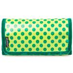 Ta Dot Grass Small Folding Washbag/Make-up Bag
