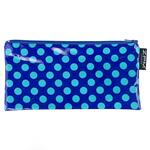 Ta Dot Cobalt Cosmetics Purse/Pencil Case