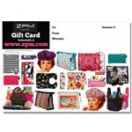 Gift Card - You choose the value you want to give! £1+