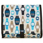 Watches Blue Hanging Washbag/Toiletry Bag