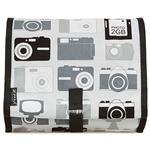 Shoot! Hanging Washbag/Toiletry Bag