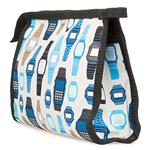 Watches Blue Traditional Washbag