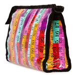 Tape Measures Traditional Washbag