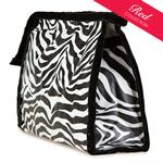 Zebra Traditional Washbag