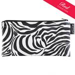 Zebra Cosmetics Purse/Pencil Case