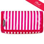 Hat Box Pink Small Folding Washbag/Make-up Bag