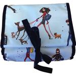 Walkin' the dogs Hanging Washbag/Toiletry Bag