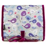 Baby Birds Hanging Washbag/Toiletry Bag