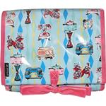 Poodle Patter Hanging Washbag/Toiletry Bag
