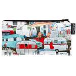 Vintage Caravans Cosmetics Purse/Pencil Case