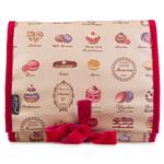 Cakes Hanging Washbag/Toiletry Bag