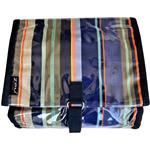 Ahoy there Striped Hanging Washbag/Toiletry Bag